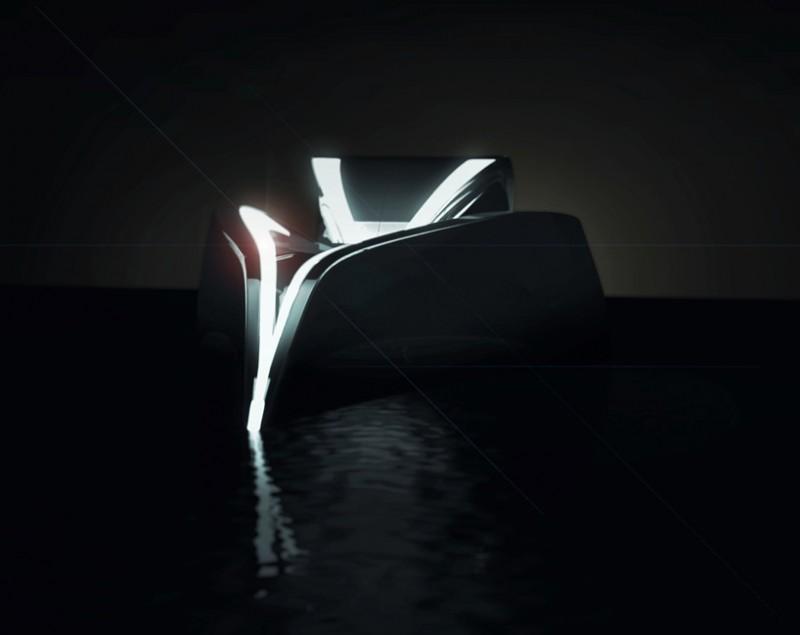 Superjachtos Yjot01dizaino konceptas