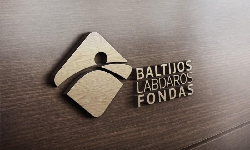 Baltijos labdaros fondas Logo