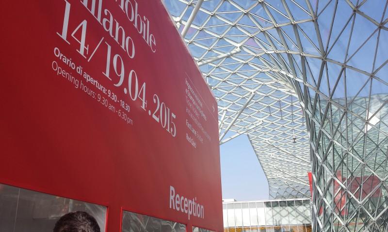 iSaloni Milano 2015
