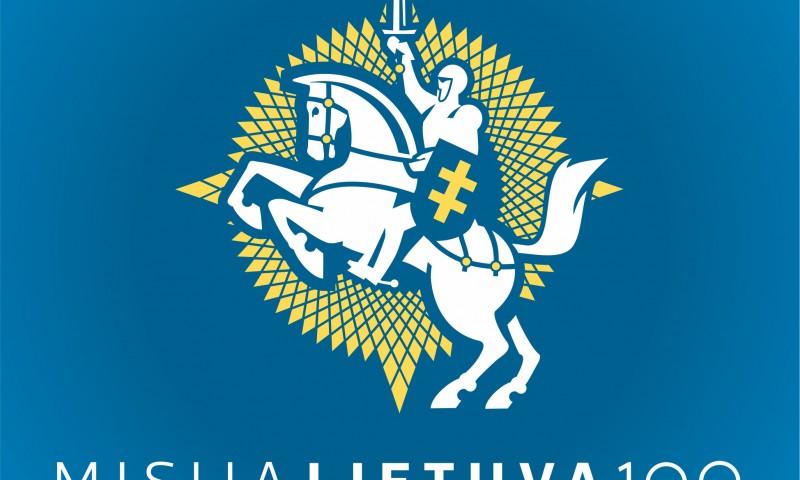Misija Lietuva 100 Logo