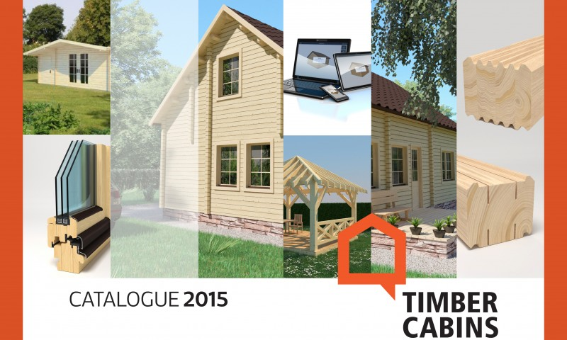 Timber Cabins Catalogue'15