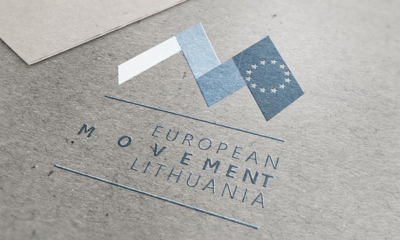 European Movement Lithuania Logo