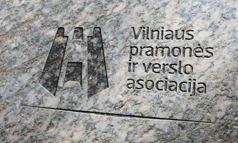 Vilniaus pramonės ir verslo asociacija Logo