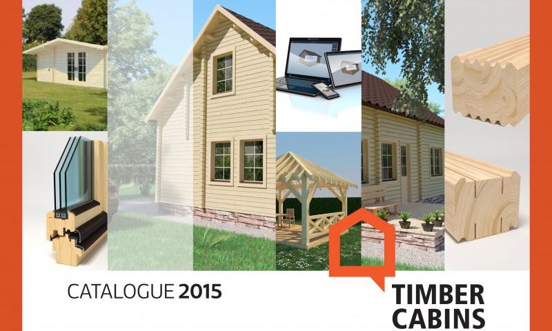 Timber Cabins Catalogue'15